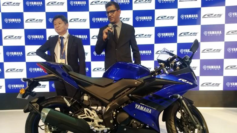 Yamaha YZF-R15 Version 3.0: A closer look