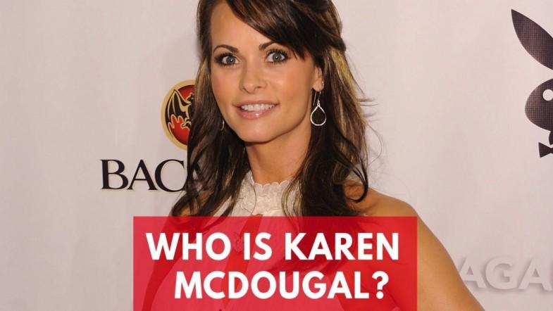Who is Karen McDougal? Former playmate alleges affair with President Trump