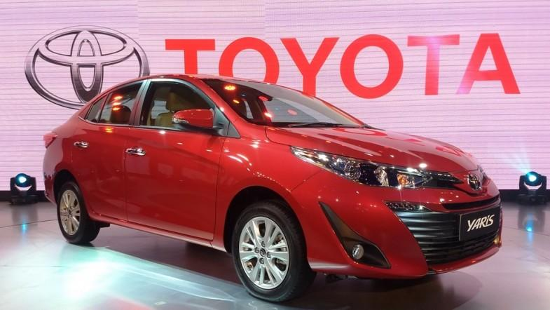 Toyota to launch Yaris sedan in India