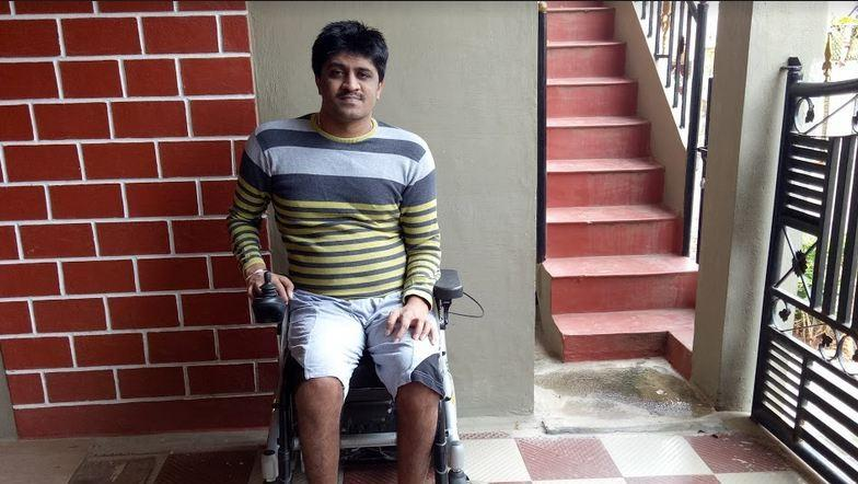 Ananth Rao interview: Gymnast disabled by accident hopes to make it big in Paralympic Games