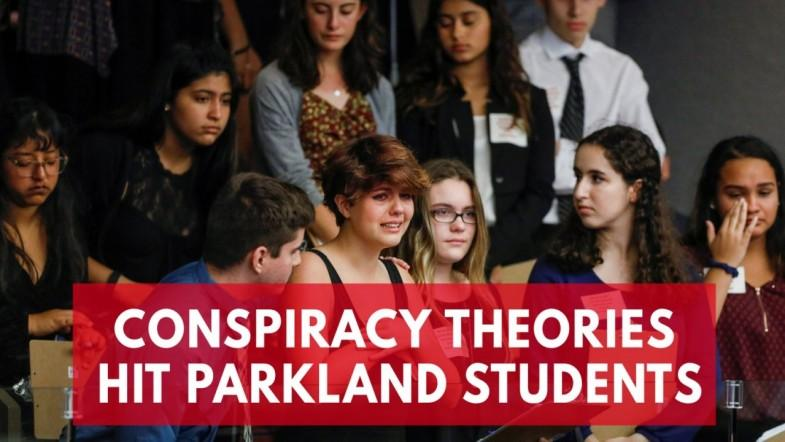 Conspiracy theorists accuse Florida shooting survivors of being actors