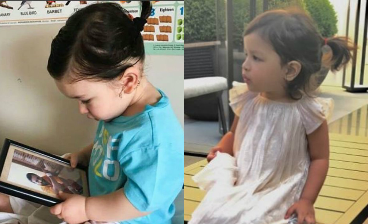 Taimur Ali Khan Or Ziva Dhoni Who Is This Star Kid In