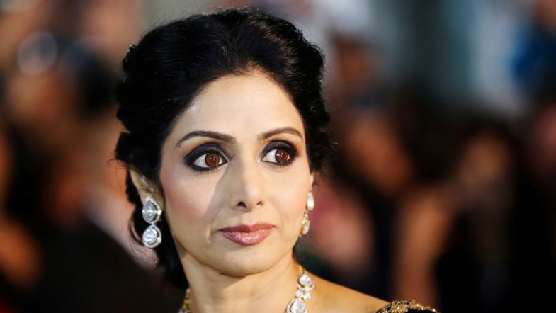 Thousands in India mourn late Bollywood star Sridevi Kapoor