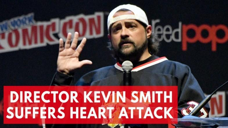 Clerks director Kevin Smith suffers massive heart attack