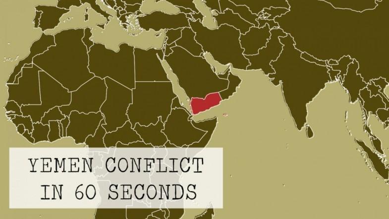 Understanding the Yemen conflict in 60 seconds