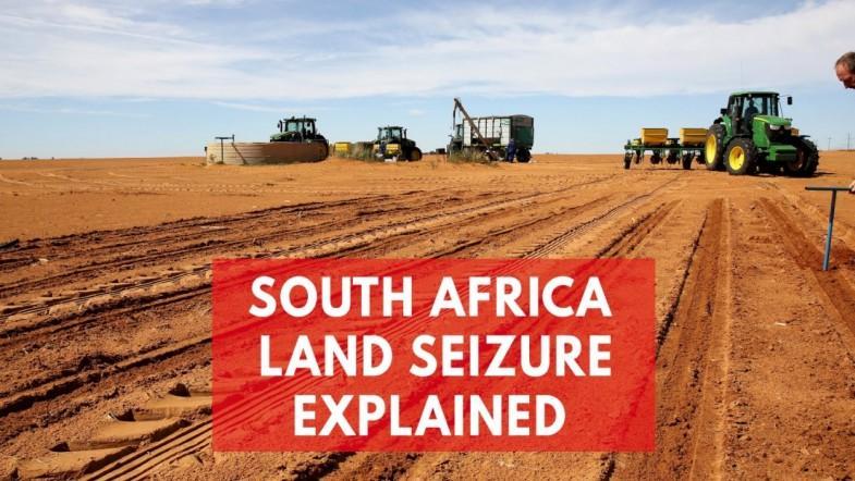 South Africa land seizure explained: Parliament votes to seize land without compensation