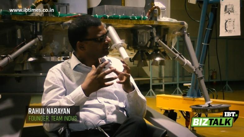 Taking India to the moon and beyond