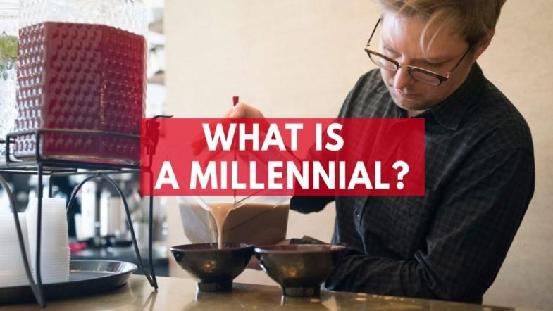 What is a Millennial?