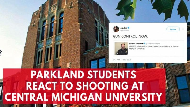 Students in Parkland react on social media to Central Michigan University campus shooting