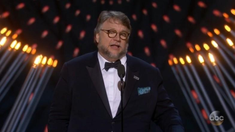 Guillermo Del Toro delivers emotional acceptance speech for best director