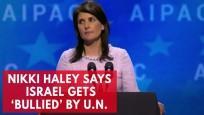 UN Ambassador Nikki Haley announces US' withdrawal of UNHRC membership