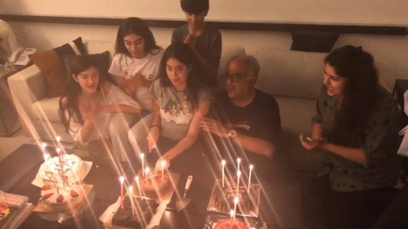 Kapoor Family Gets Trolled For Celebrating Janhvi Kapoor S 21st Birthday Just 10 Days After Sridevi S Death Ibtimes India