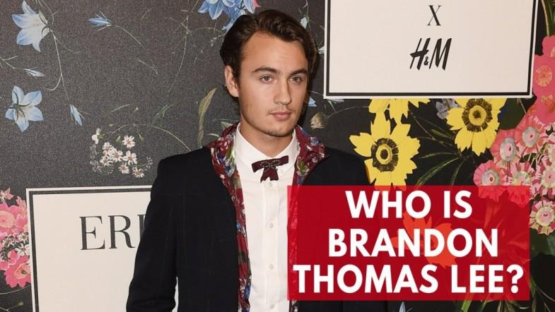 Who Is Brandon Thomas Lee? Tommy Lee Claims Son He Shares With Pamela Anderson Physically Assaulted Him