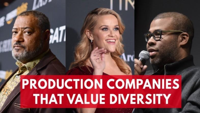 These five actors run production companies that value diversity