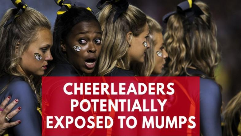 What to know about mumps, a virus tens of thousands of cheerleaders may have been exposed to