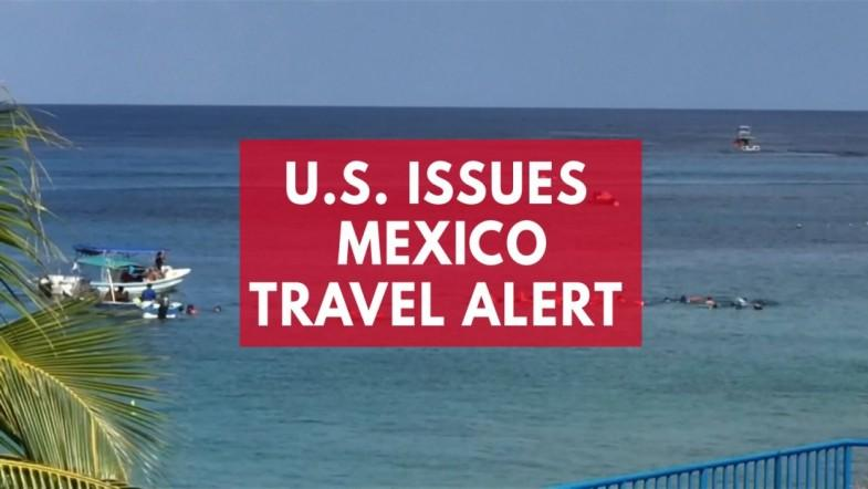US issues Mexico travel alert after explosion on ferry