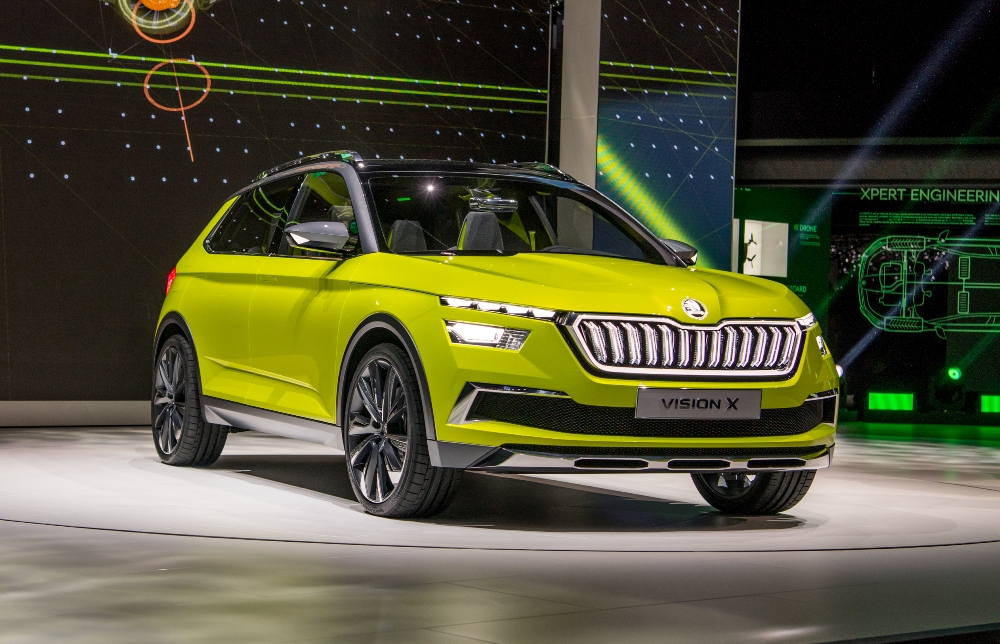 Performance Auto Sales >> Skoda to lead Volkswagen Group's reboot plan for India, spearheaded by a compact SUV - IBTimes India