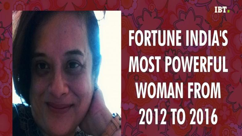 Debjani Ghosh: First woman president of NASSCOM