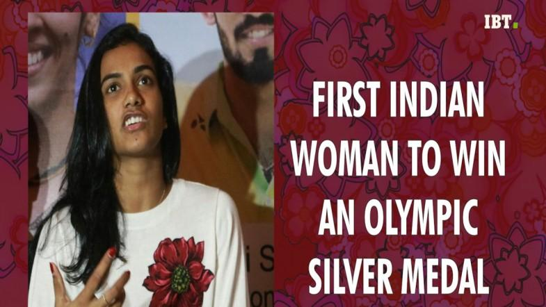 PV Sindhu: First Indian woman to win silver at Olympics