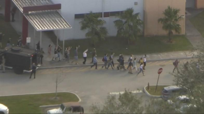 Can you play dead? - Harrowing 911 calls released from Florida high school shooting