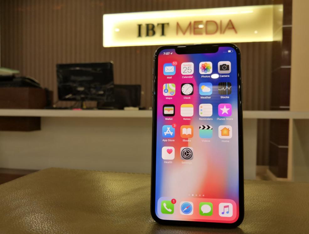 portable hole iphone x app