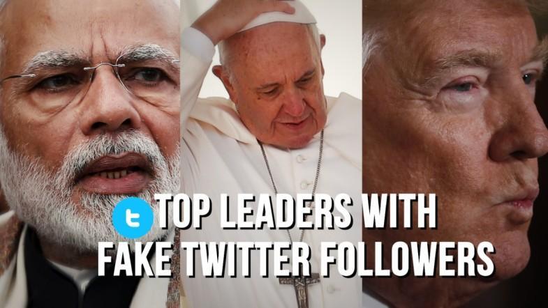 Fake Twitter followers