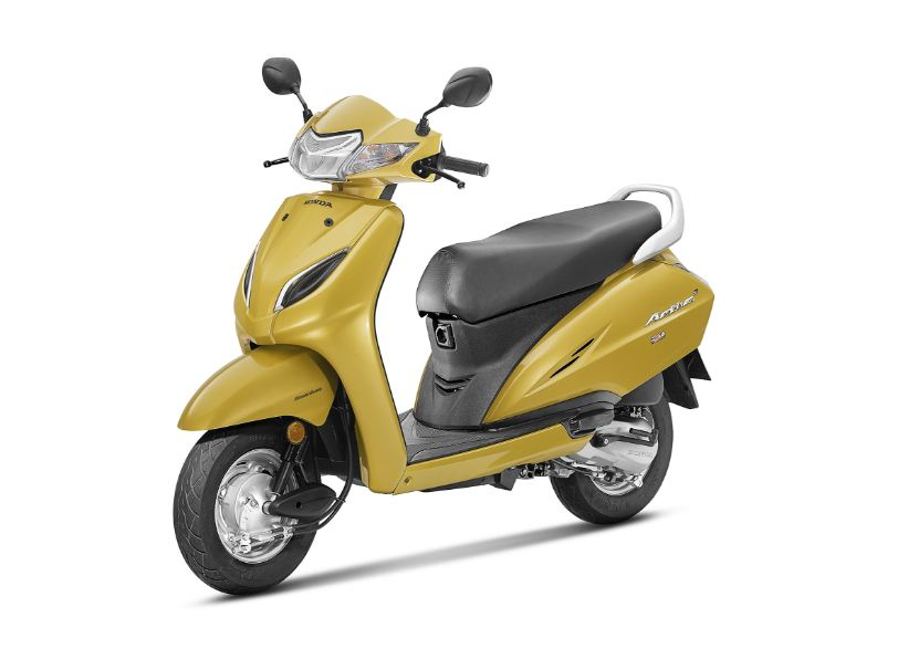 2018 Honda Activa 5G scooter launched at Rs 52,460 with DLX