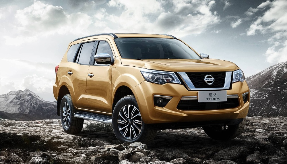 Nissan Terra Suv S China Launch In April Is India Next Ibtimes India