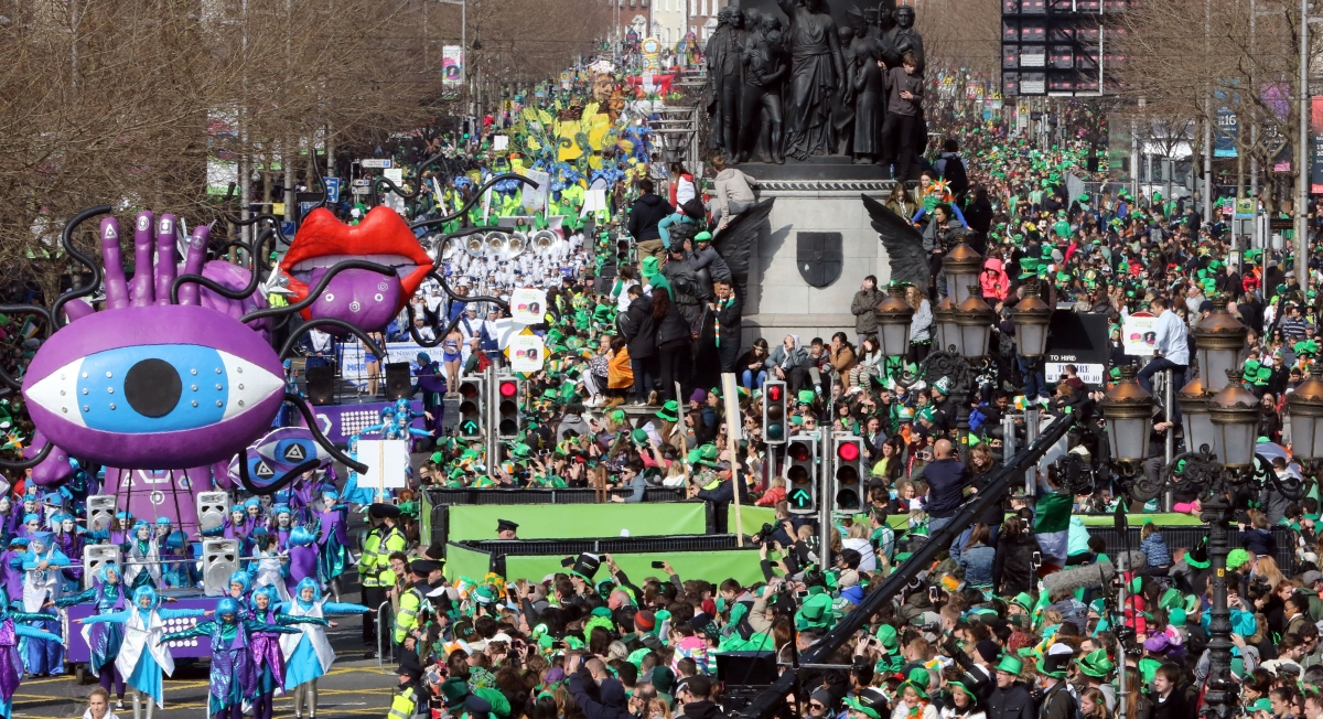 st s day 2018 where to the best parades