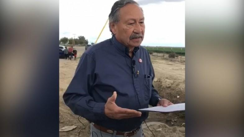 UFW President: California parents killed in car crash after fleeing from ICE were farm workers
