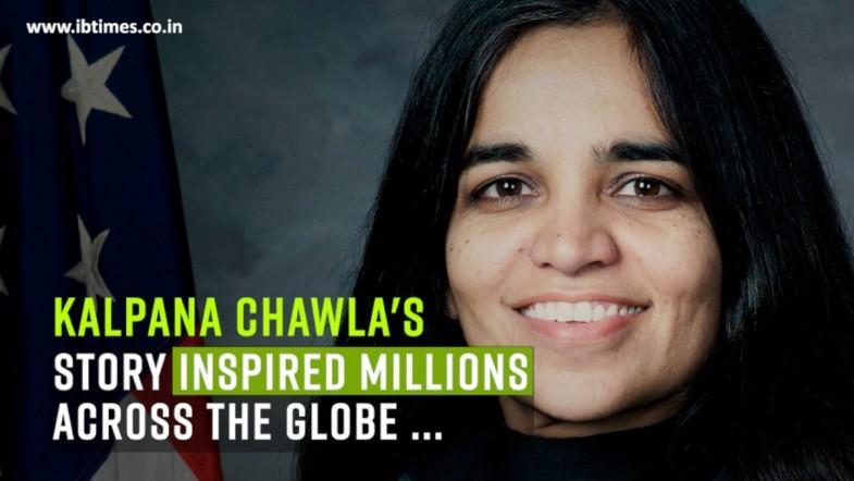 Kalpana Chawla birth anniversary