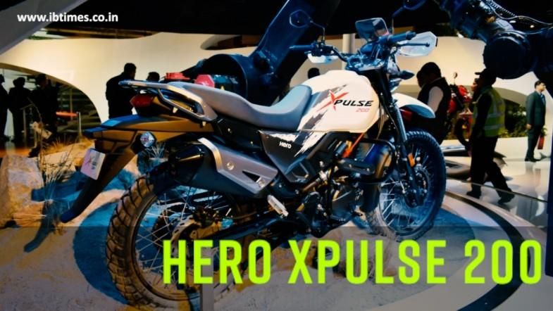 Hero XPulse India launch in Mid 2018