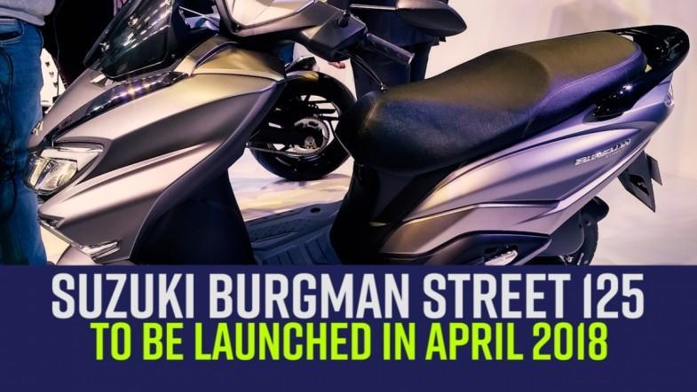 Suzuki Burgman Street 125