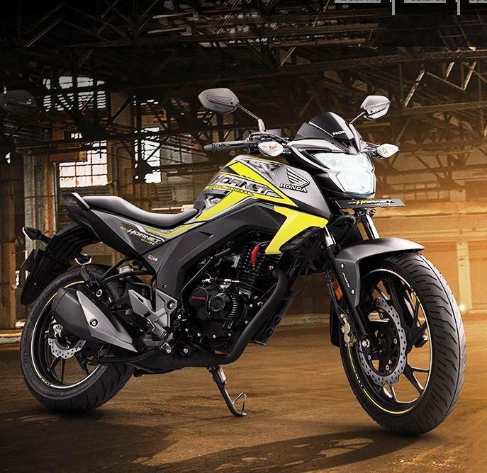 2018 honda cb hornet 160r launched at rs 84 675 now gets. Black Bedroom Furniture Sets. Home Design Ideas