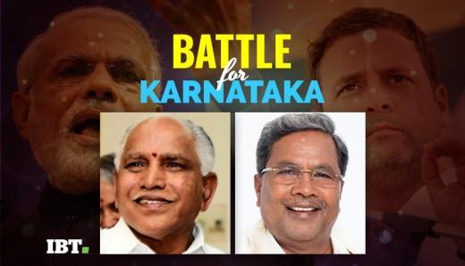 Battle for Karnataka