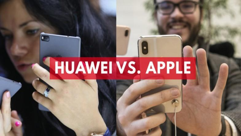Can Apple rival Huawei conquer the US market?