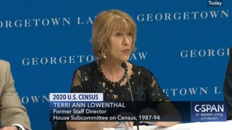 Terri Ann Lowenthal on the 2020 US Census