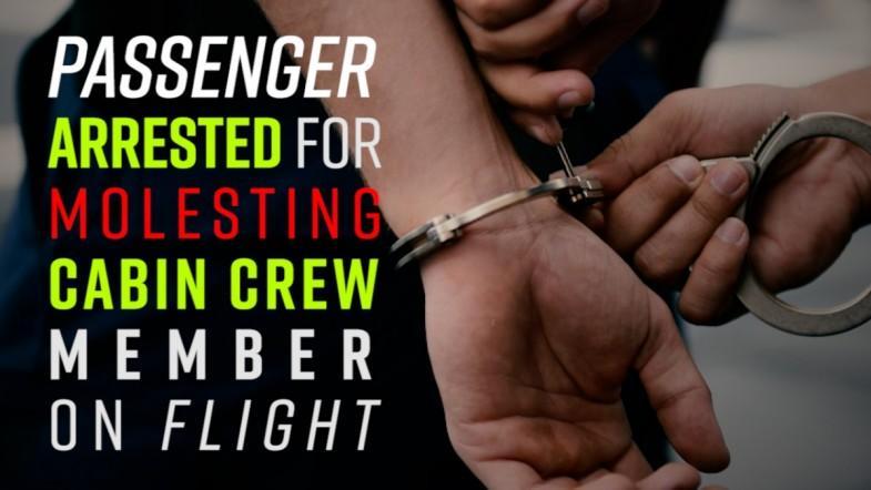 Passenger arrested for molesting Air Vistara cabin crew member