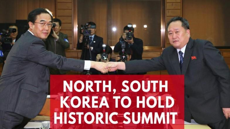What to know about the historic North and South Korea summit meeting