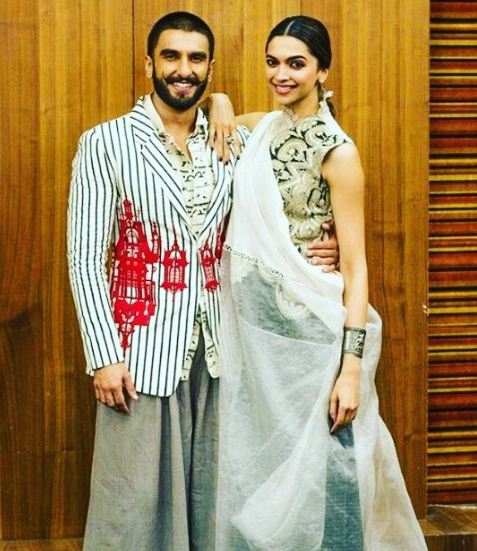Is Deepika wedding shopping with Ranveer's family after ...
