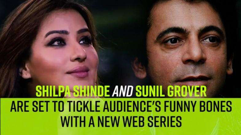 Ali Asgar and Sugandha Mishra joins Sunil Grovers web series