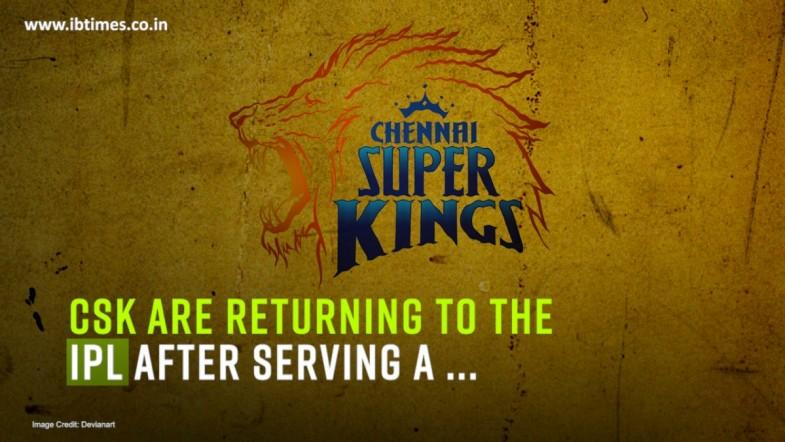 IPL 2018: All you need to know about Chennai Super Kings