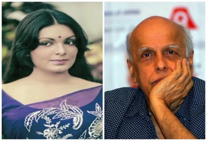 Parveen Babi and Mahesh Bhatt's affair is still talked about
