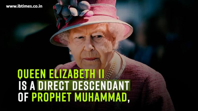 Queen Elizabeth a descendant of Prophet Muhammad