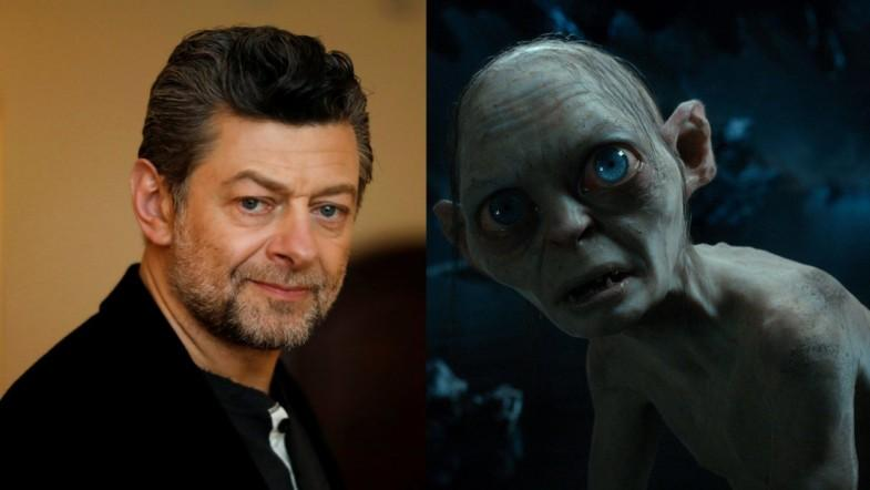 Andy Serkis on Amazons Lord of the Rings TV series