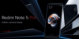 Xiaomi Redmi Note 5 Pro on Mi.com