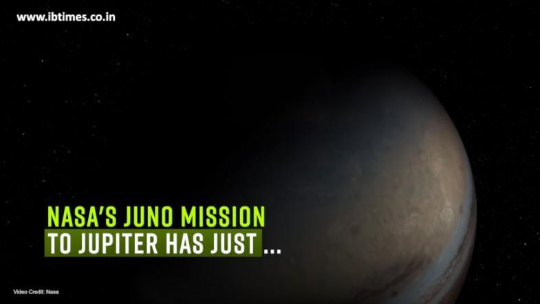 Watch NASAs Juno create 3D map of engine powering Jupiters magnetic field