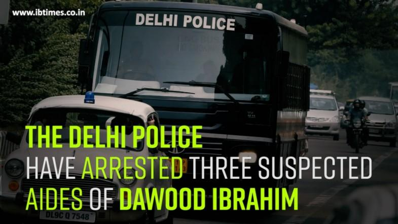 Dawoods suspected aides arrested for planning to kill Wasim Rizvi