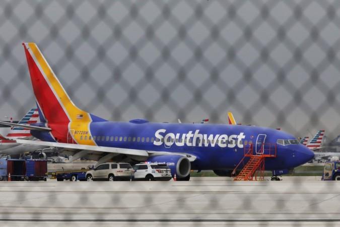 Un jet de Southwest Airlines