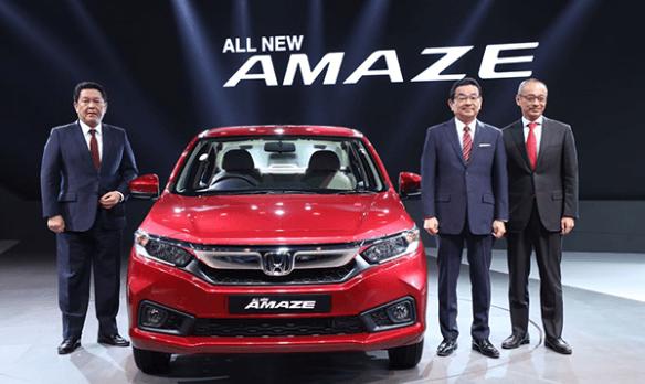 2018 Honda Amaze